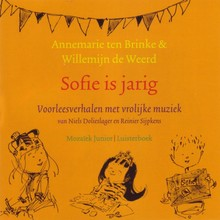 Annemarie ten Brinke Sofie is jarig - Voorleesverhalen met vrolijke muziek