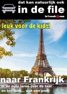 Kasper Boon Naar Frankrijk - In de auto leren over de taal en het land... wat een pret!