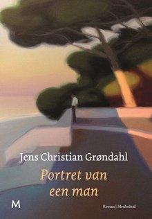 Jens Christian Grøndahl Portret van een man