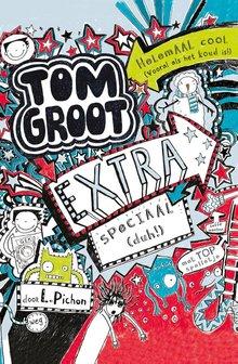 Liz Pichon Tom Groot 6 - Extra speciaal (duh!)