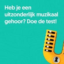 Henkjan Honing Heb je een uitzonderlijk muzikaal gehoor? Doe de test!
