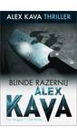 Alex Kava Blinde razernij