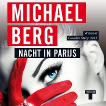 Michael Berg Nacht in Parijs
