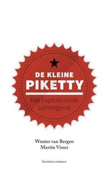 Wouter van Bergen; Martin Visser De kleine Piketty - Het kapitale boek samengevat