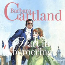 Barbara Cartland Hart in beroering