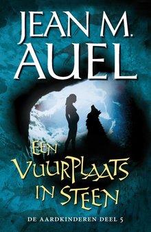 Jean M. Auel Een vuurplaats in steen - De aardkinderen deel 5