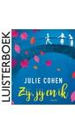 Meer info over Julie Cohen Zij, jij en ik bij Luisterrijk.nl
