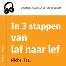 Michel Taal In 3 stappen van laf naar lef