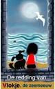 Sandra Koole De redding van Vlokje, de zeemeeuw