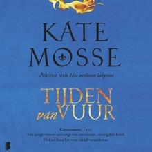 Kate Mosse Tijden van Vuur - Carcasonne, 1562. Een jonge vrouw ontvangt een anonieme, verzegelde brief. Het zal haar lot voor altijd veranderen.