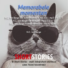 H.C. ten Berge Memorabele momenten
