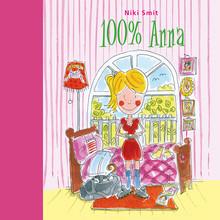 Niki Smit 100% Anna - Voorgelezen door Iris Hesseling