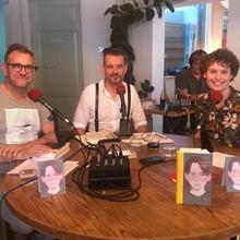 De Grote Vriendelijke Podcast De Grote Vriendelijke Podcast - Bart Moeyaert (m.m.v. Jan Moeyaert, Ellen Deckwitz en Wolf Erlbruch) - Aflevering 13