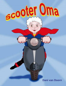 Dani van Doorn Scooter Oma