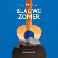 Leo Blokhuis Blauwe zomer