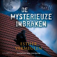 Esther Vermeulen Bureau Marit - De mysterieuze inbraken