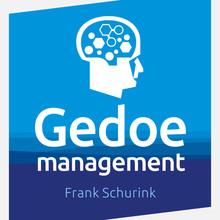 Frank Schurink Gedoemanagement - Gedoe is pas gedoe als jij er gedoe van maakt