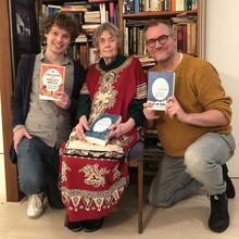 Tonke Dragt De Grote Vriendelijke Podcast - Tonke Dragt (m.m.v. Paulien Cornelisse, Rindert Kromhout en Laura Watkinson) - Aflevering 23