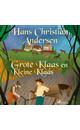 Meer info over Hans Christian Andersen Grote Klaas en Kleine Klaas bij Luisterrijk.nl