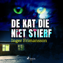 Inger Frimansson De kat die niet stierf