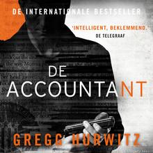 Gregg Hurwitz De accountant - Voorgelezen door Ad Knippels