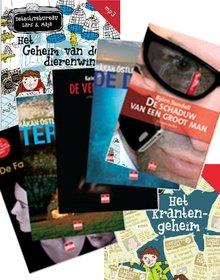 Martin Widmark Het Moordpakket - Luister- en leesplezier voor het hele gezin