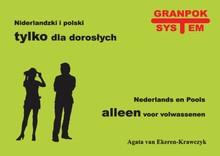 Agata van Ekeren-Krawczyk Pools en Nederlands alleen voor volwassenen - Niderlandzki i polski tylko dla doros?ych!