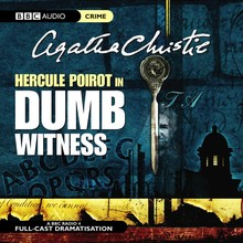 Agatha Christie Hercule Poirot in Dumb Witness - Dramatisation