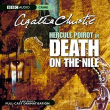 Agatha Christie Hercule Poirot in Death On The Nile - Dramatisation