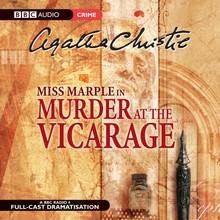 Agatha Christie Miss Marple in Murder At The Vicarage - Dramatisation
