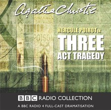 Agatha Christie Hercule Poirot in Three Act Tragedy - Dramatisation