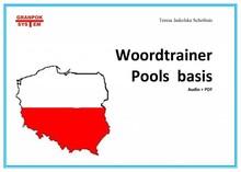 Teresa Jaskolska Schothuis Woordtrainer Pools basis - audio + PDF