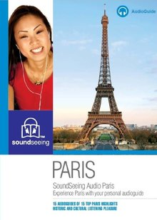 SoundSeeing SoundSeeing Paris (EN) - Experience Paris with your personal audioguide