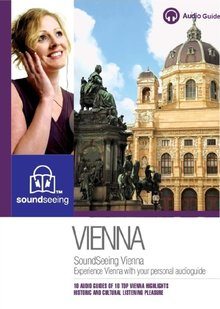 SoundSeeing SoundSeeing Vienna (EN) - Experience Vienna with your personal audioguide