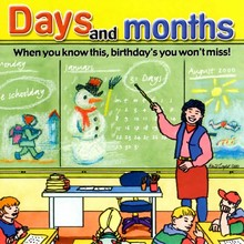 Philip Hawthorn Days and months - When you know this, birthday's you won't miss!
