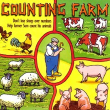 Philip Hawthorn Counting farm - Don't lose sheep over numbers, help farmer Sum count his animals