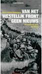 Meer info over Erich Maria Remarque Van het westelijk front geen nieuws bij Luisterrijk.nl