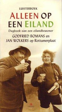 Jan Wolkers Alleen op een eiland - Dagboek van een eilandbewoner