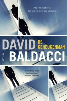 David Baldacci De geheugenman - Thriller