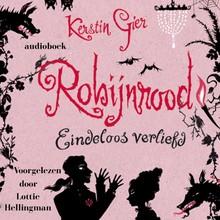 Kerstin Gier Robijnrood - Eindeloos verliefd - Edelsteentrilogie #1