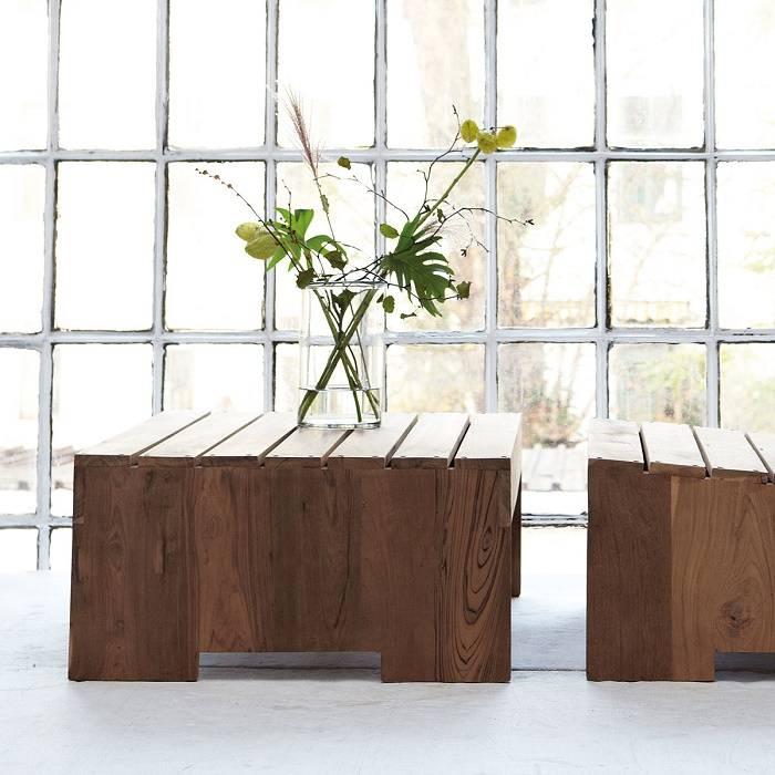Woodie Lounge tafel