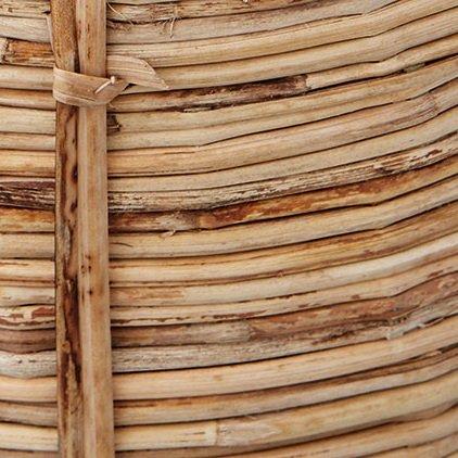 Bamboe mand Chaka