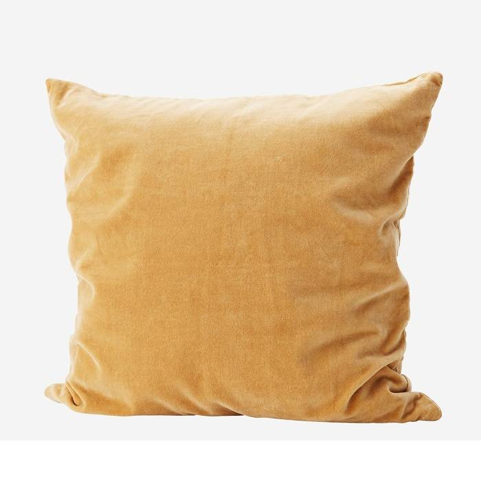 KUSSENHOES VELVET • HONEY 50x50 ♥ -40%