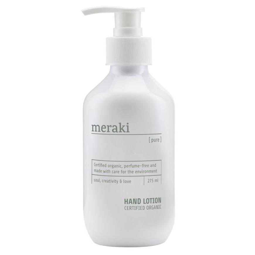 Handlotion van Meraki Pure 275 ml