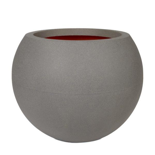 Made in Holland Capi plantpot / bloempot Urbun Smooth,  Vase Ball