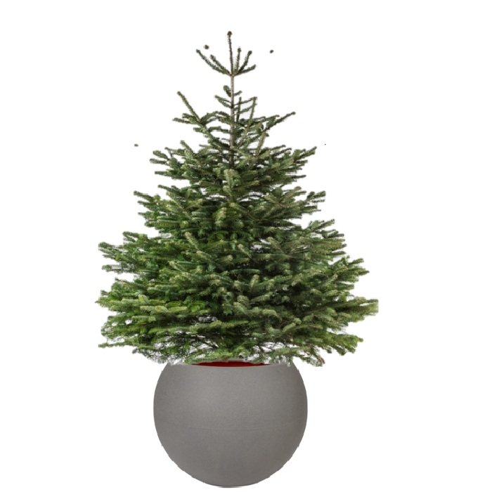 POT URBAN SMOOTH • VASE BALL div kleuren  Ø40/Ø51cm ♥ -50%