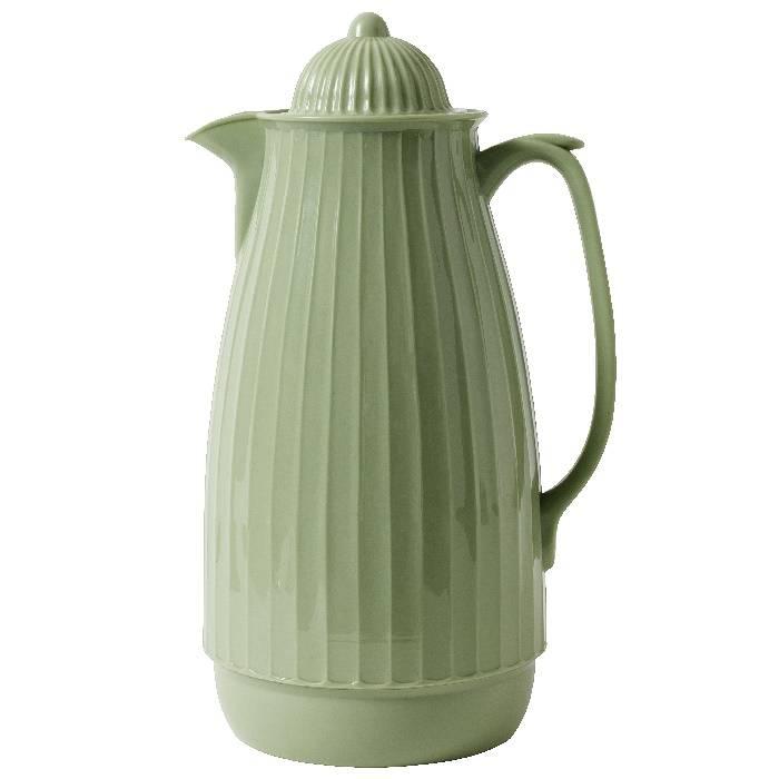 thermoskan (mint)groen: 1 liter