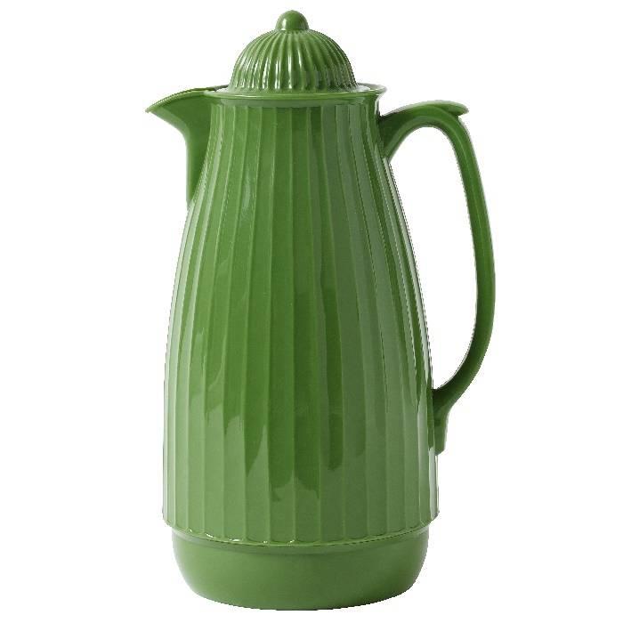 thermoskan groen: 1 liter