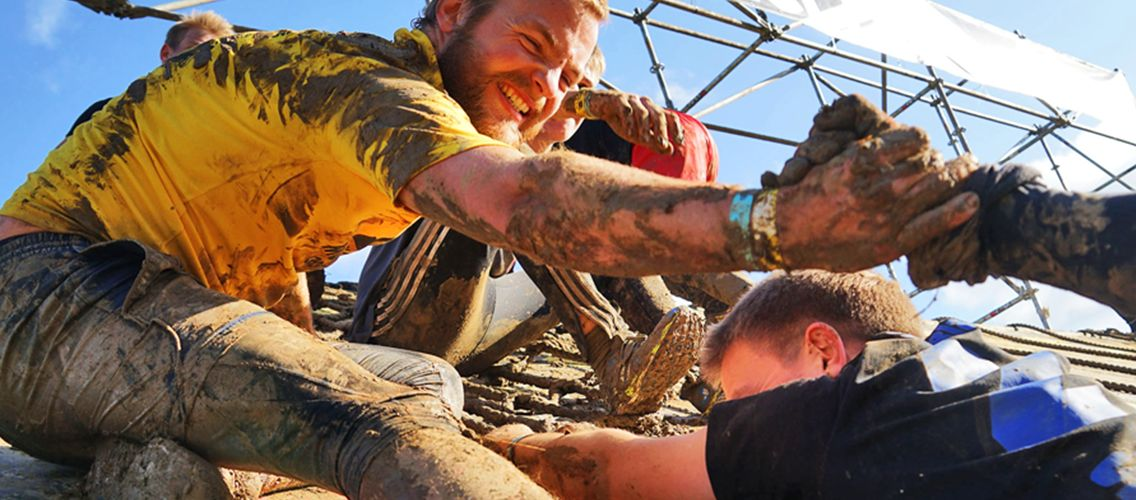 Obstacle Mud Run Bootcamp