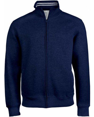 Kariban Sport K456 Herensweater met rits